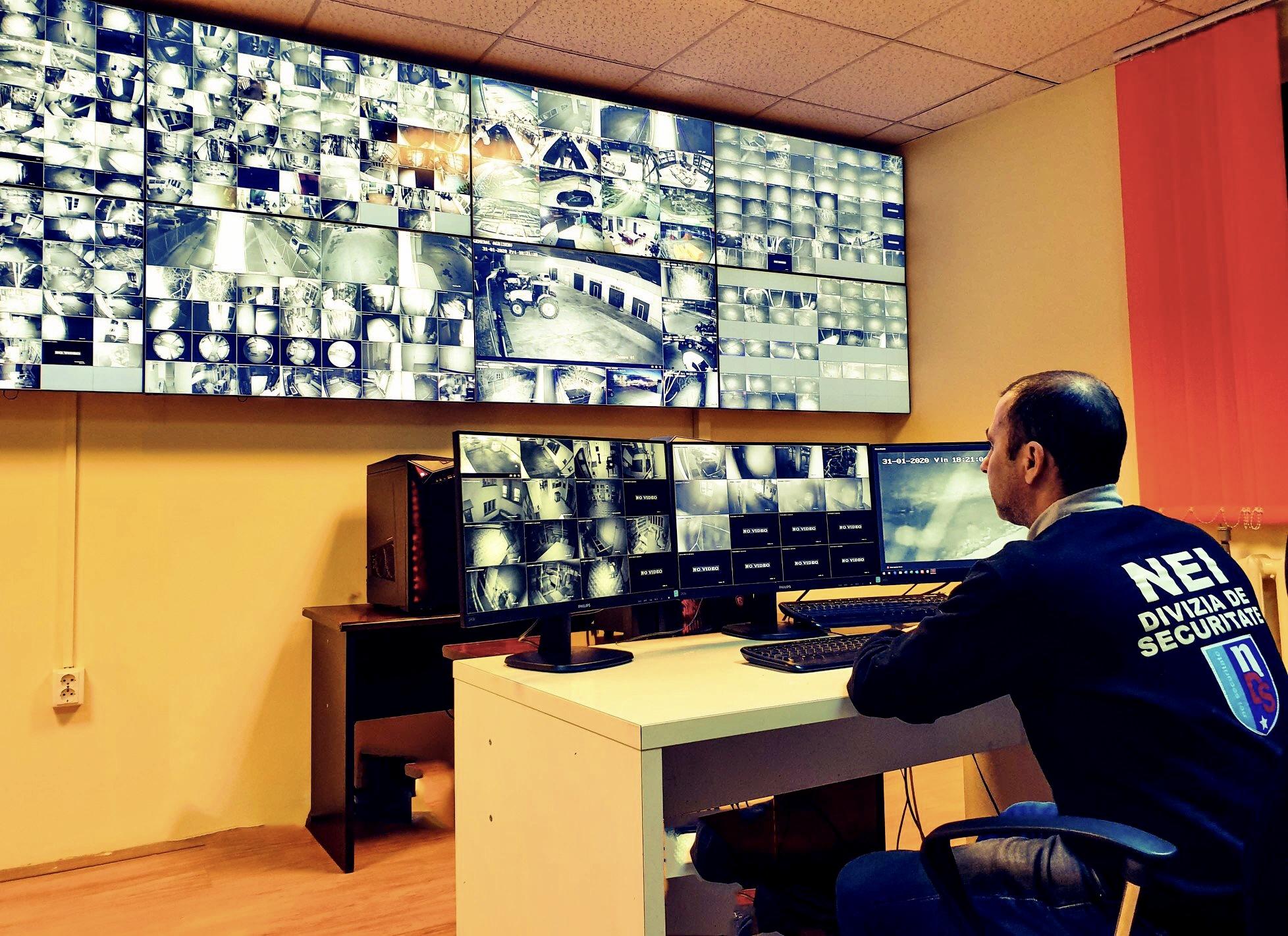 Monitorizare si interventie rapida