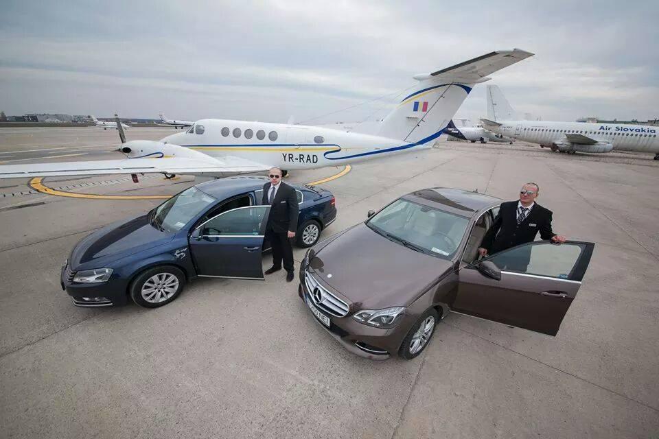 Transport aerian privat