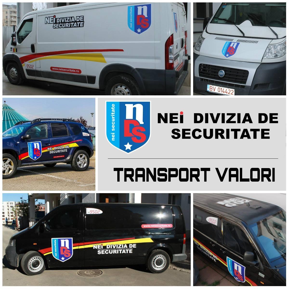 Transport valori